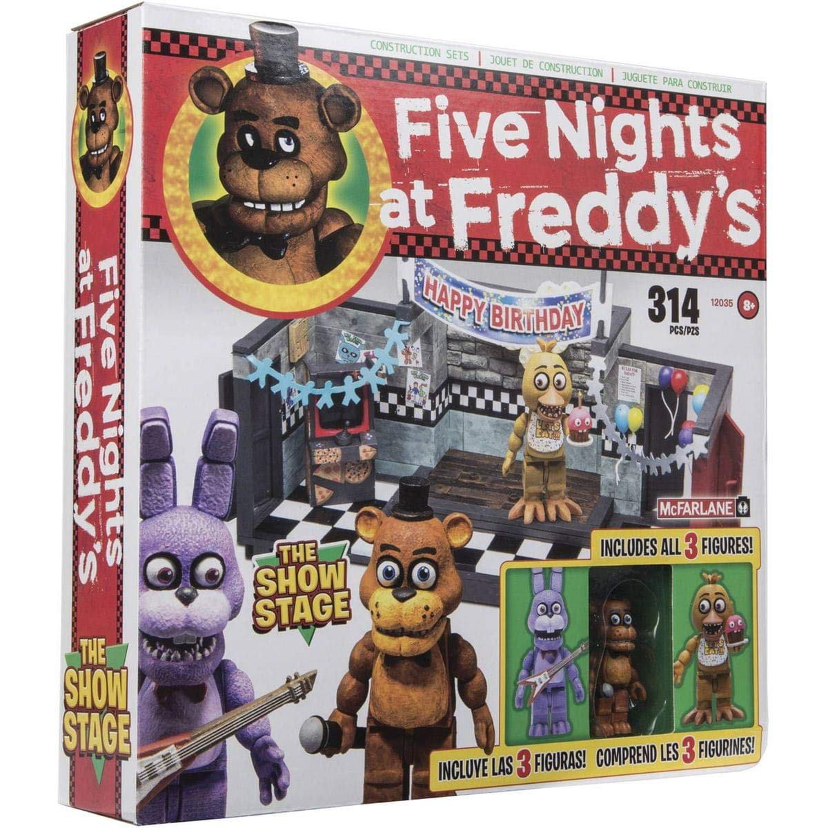 Five Nights at FROTdy's The Show Stage