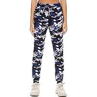 Doaraha Pantalones de Camuflaje para Mujer Pantalones Chándal Pantalones Deportivos con Cordón Pantalones de Pierna de…