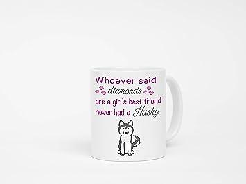 Amazoncom Husky Lover Mug Dog Mug Husky Mug Dog Mom Mug Husky