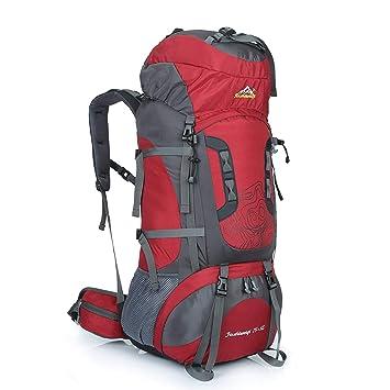 080ed7cf86 Outdoor 80L Rucksack Backpack Camping Hiking Trekking Bags Camping Backpack  Rucksack Bag for Travel Hiking Climbing