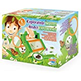 Buki - BL033 - Jeu Educatif - Science et Nature - Explorateur Insectes