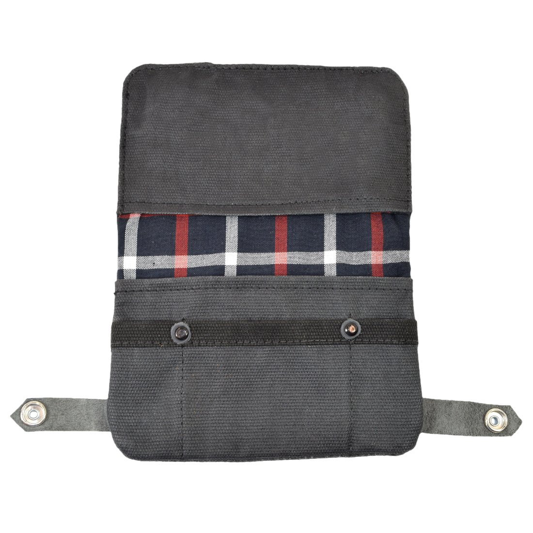 Amazon.com: Waxed Canvas Tobacco Pouch, Smoking, Filters, Herbs ...
