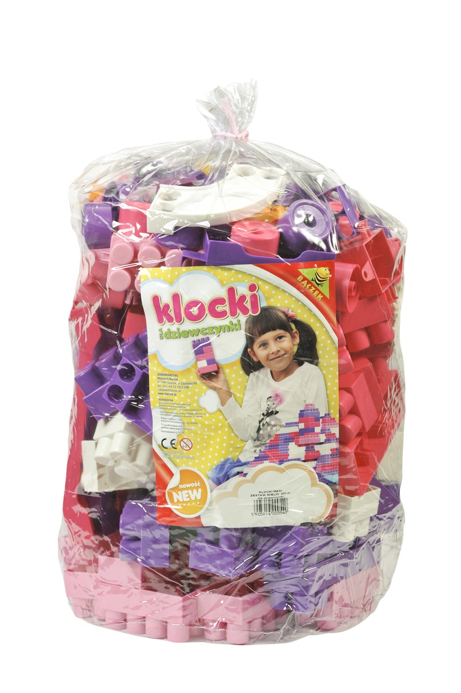 Tupiko TupikoZWD Maxi Blocks Huge Set D (200-Piece)