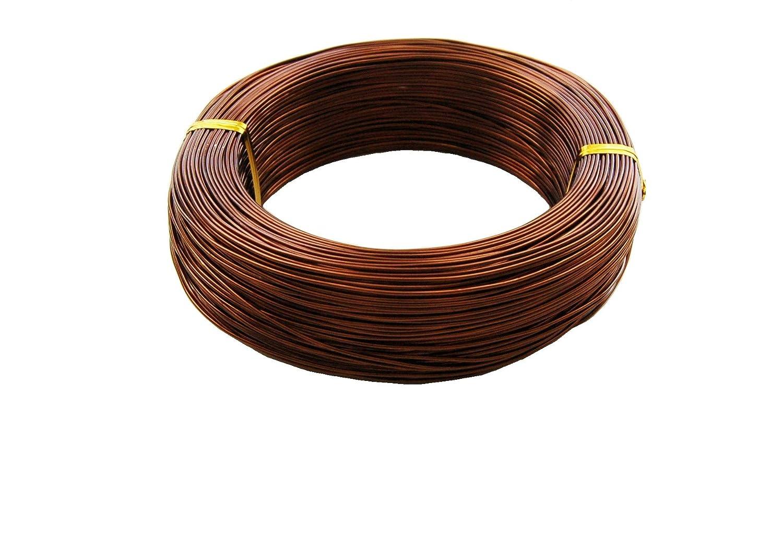 2.0mm//95ft U-nitt Bonsai Tree Training Wires 250-gram Roll