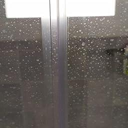 Mampara de ducha Apertura de Puerta Plegable 6mm Antical 95x195cm: Amazon.es: Bricolaje y herramientas