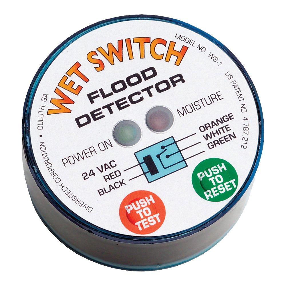 DiversiTech WS-1 Wet Switch Flood Detector