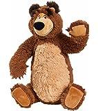 Simba 109309893 Mascha and Plush Bear with Poseable Legs 43 cm
