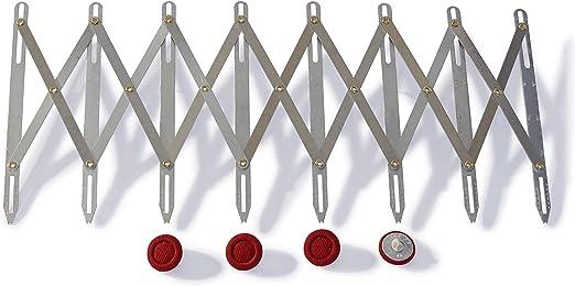 Simflex, Aluminum Sewing Gauge