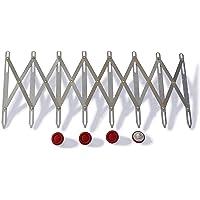 Simflex - Medidor de Costura Extensible (Metal, 7,5