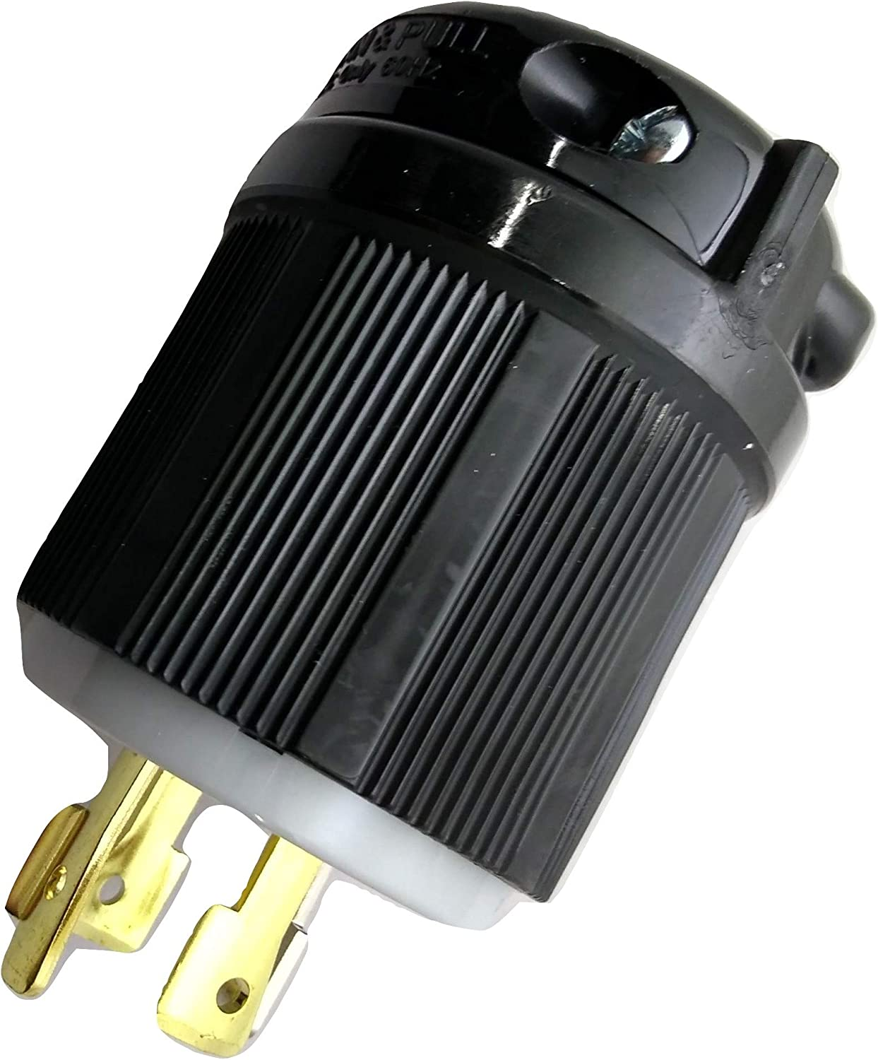 [SCHEMATICS_43NM]  Amazon.com: NEMA L14-20 Plug. 20A 125/250VOLT. 3-Pole. 4-Wire. Locking.  Grounding Plug: Home Audio & Theater | L14 20 Plug Wiring Diagram 240v |  | Amazon.com