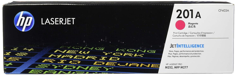 HP Toner Original 201A CF403A Magenta para Laserjet Pro MFP M277n ...