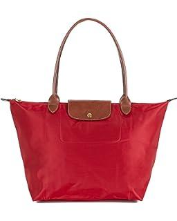 Amazon.com  Longchamp Women s Le Pliage Medium Handbag 82d5f1165df63