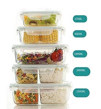 Gut gemocht Glas Aufbewahrung Lebensmittel ID69