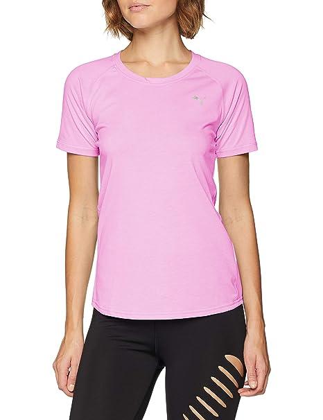 Puma Damen Ace Raglan Tee T-Shirt