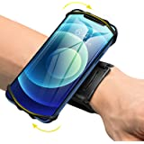 VUP Wristband Phone Holder, 360° Rotatable Forearm Armband for iPhone 12/12 Pro/12 Mini/SE 2020/11/11 Pro/Xs/XR/X/8/7/Plus, F