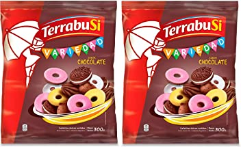 Terrabusi Galletitas/Variedad Chocolate 2 Pack | 300 gr.