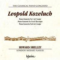 Leopold Kuzeluch:Piano Concertos [Howard Shelley; London Mozart Players] [Hyperion: CDA68154]