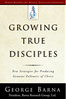 Common ground what all christians believe and why it matters growing true disciples new strategies for producing genuine followers of christ barna reports fandeluxe Gallery