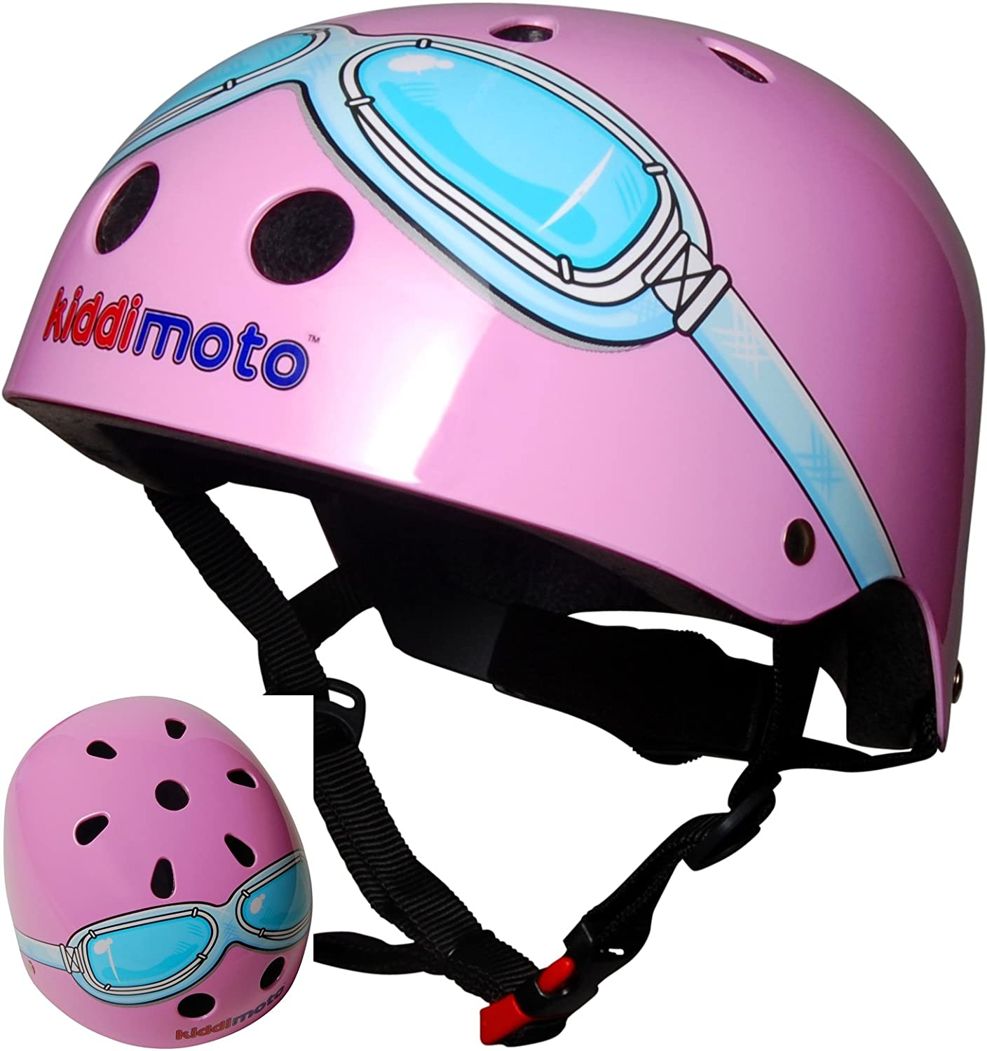Kiddimoto Helmets Kiddimoto Kids Helmet Pin Amazon Spielzeug