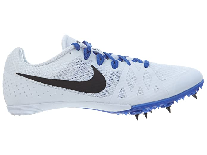 Nike Women's Zoom Rival M 8 Indoor Court Shoes White/Black/Blue  (White/Black-Racer Blue): Amazon.co.uk: Shoes & Bags