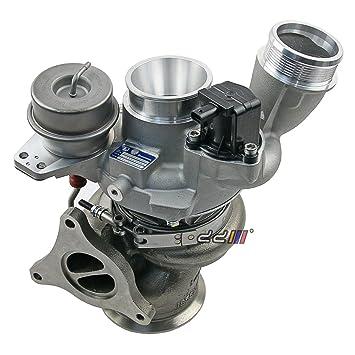 Turbocompresor Turbo para Mercedes Benz A45 CLA45 GLA45 AMG M113 B03G 18559700002: Amazon.es: Coche y moto