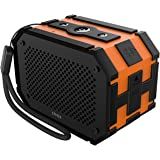 Mpow Portable Bluetooth Speaker, Wireless Waterproof Speaker with Water Resistant IP65, 5W Driver, Richer Bass for Car/ iphone/ Computer/TV/ computer desktop/ Laptop and More