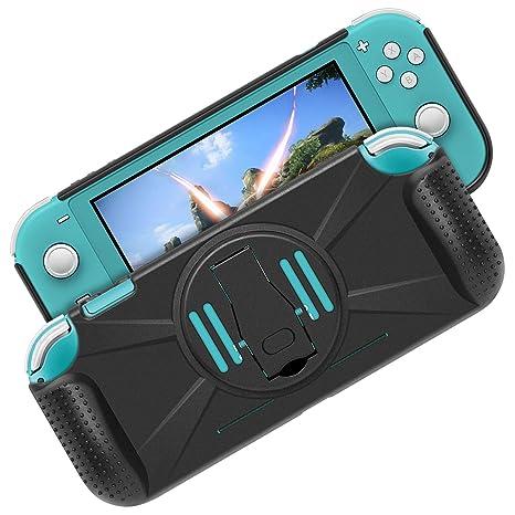 FASTSNAIL - Funda para Nintendo Switch Lite (función Atril ...