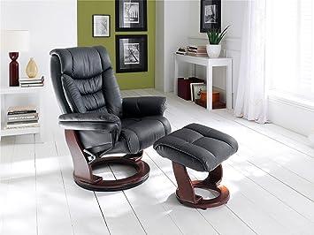 Mobelando Relaxsessel Mit Hocker Fernsehsessel Lesesessel Sessel