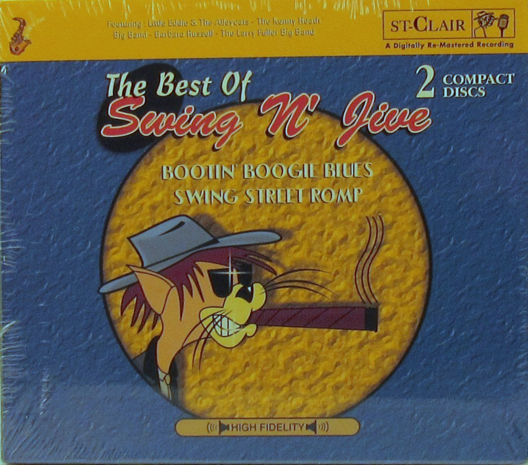 Best of Swing N Jive: Bootin Boogie Blues by Deuce Boxed Sets