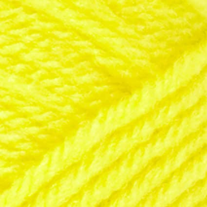 Red Heart Classic Yarn Yellow Yellow