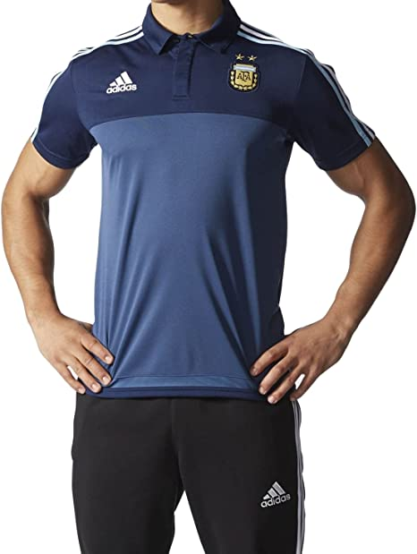 adidas National Team 2015 Argentina Polo m33287, Azul Marino ...