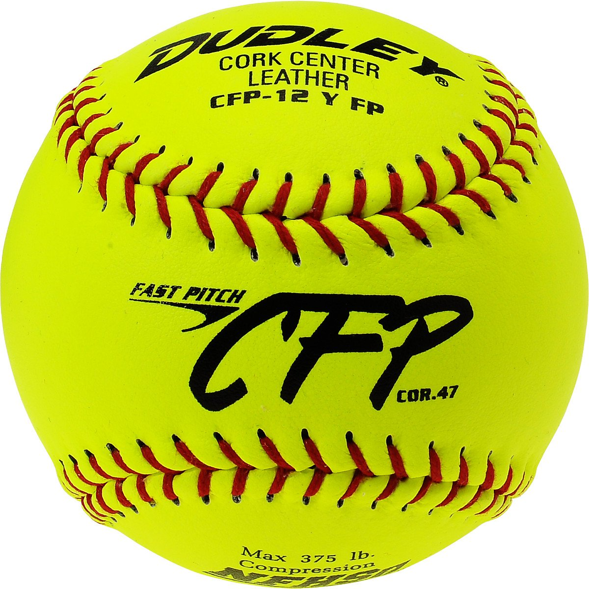 B0000APSAU Dudley CFP NFHS Leather Fastpitch Softball-12 Pack 71j6R7rvcyL._SL1200_