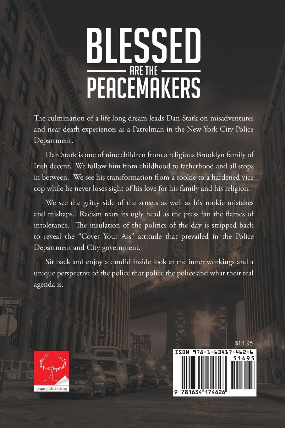Blessed Are The Peacemakers: Terence V Hayes: 9781634174626: Amazon:  Books
