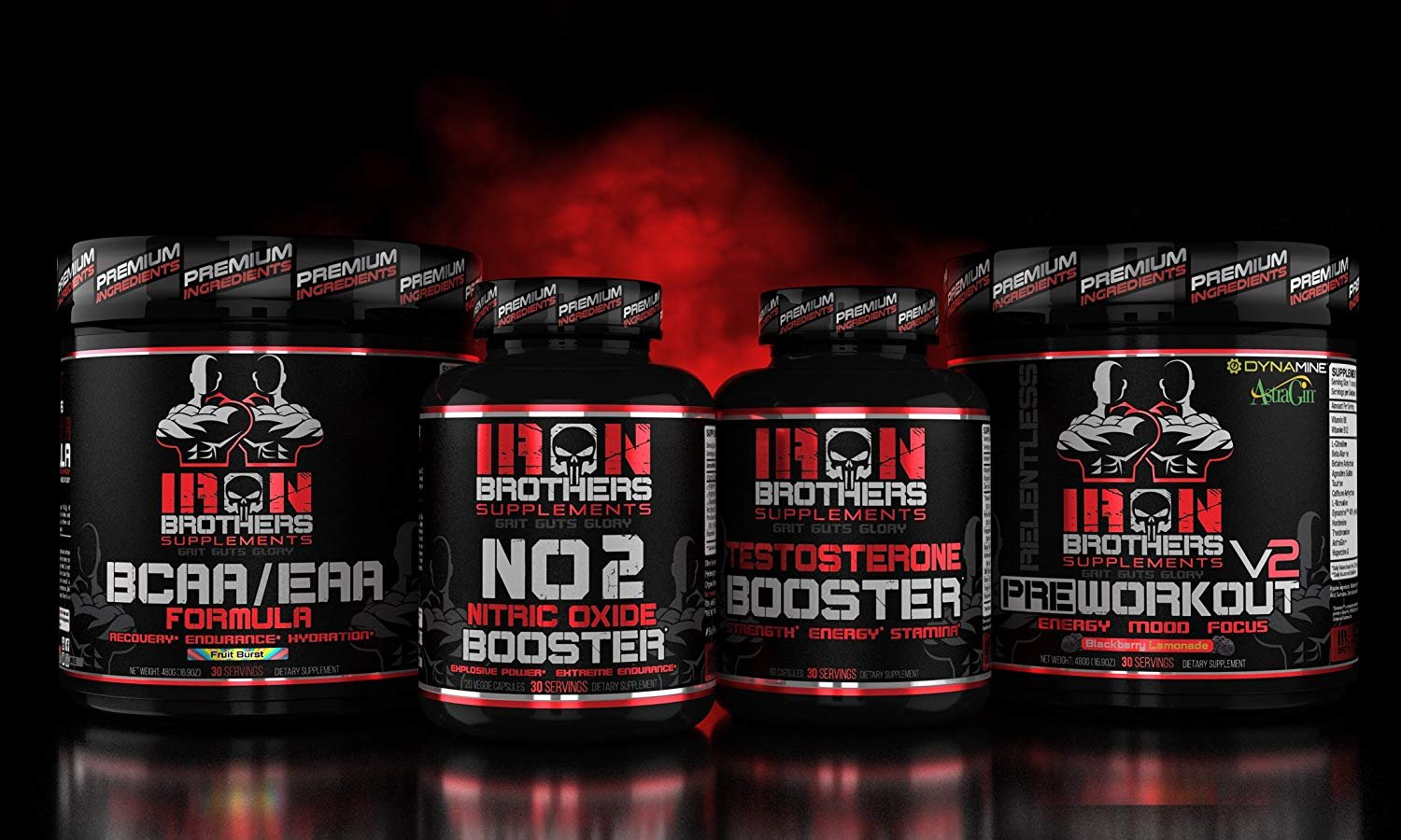 Nitric Oxide Supplements NO2 Booster Pre Workout with Fermented L-Arginine Increase Muscle Pumps Blood Flow Energy Strength Endurance -120 Veggie Capsules-Citrulline Organic Brown Rice Flour