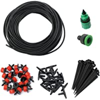 Chinatera Automatic Plant Garden Water Irrigation Kit Set Micro Drip Watering System (15M)