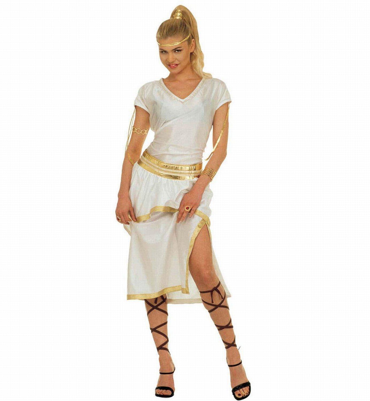 Widman - Disfraz de romano para mujer, talla M (37282): Amazon.es: Juguetes y juegos