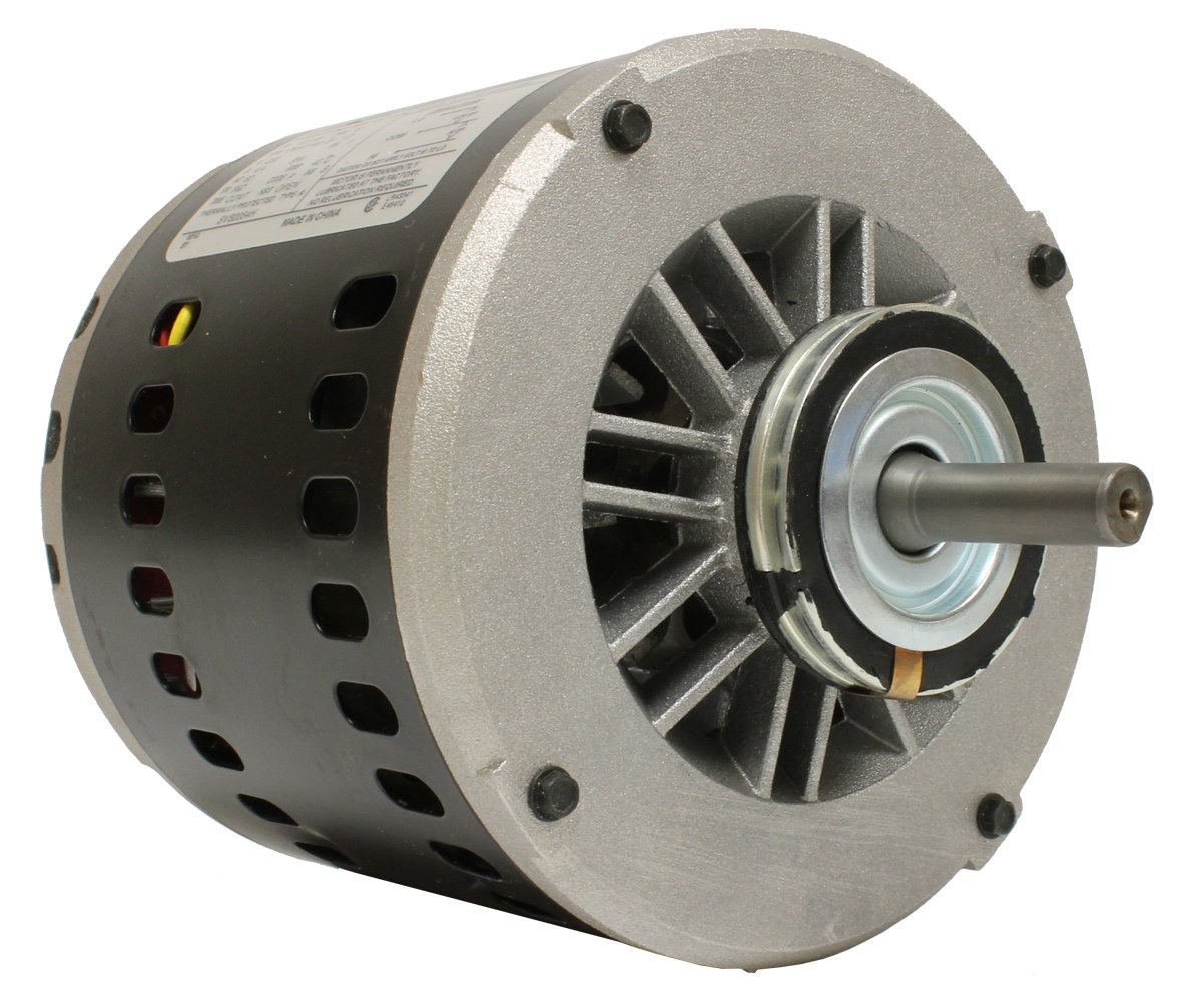 A.O. Smith VB2054 1/2 HP, 1725 RPM, 1 Speeds, CCWLE Rotation, 1/2-Inch by 1-5/8-Inch Flat Shaft Evaporative Cooler Motor by A. O. Smith