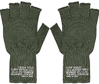 Amazon.com   8410 G.I. Type Fingerless Gloves OLIVE   Paintball ... eff81b09167