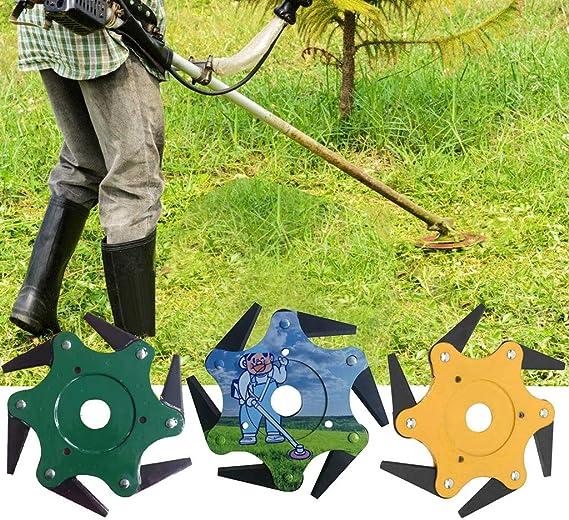 Amazon.com: LLJEkieee - 6 cuchillas de acero para cortar ...
