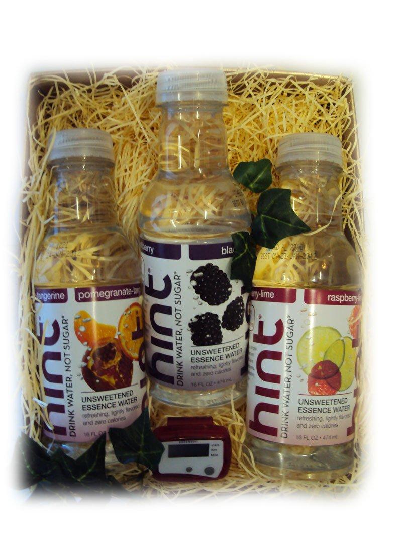 Healthy Walker Gift Basket by Well Baskets