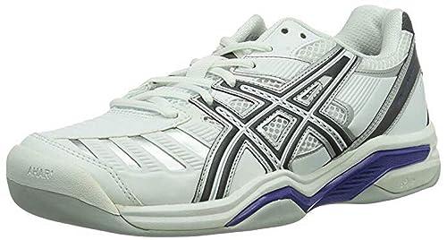 Asics Gel Challenger 9 Indoor, Zapatillas de Tenis para