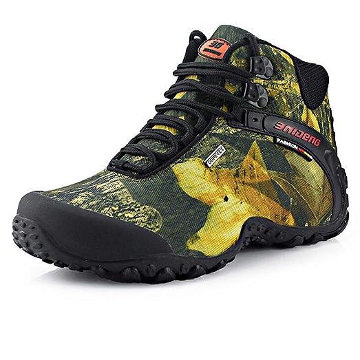 Showlovein Zapatillas de Pesca de Material Sintético Para Hombre, Color, Talla 43