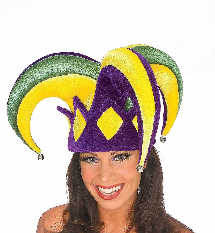 Rubie's Costume Mardi Gras Royale Jester Hat Adult Rubies Costumes - Apparel 49366