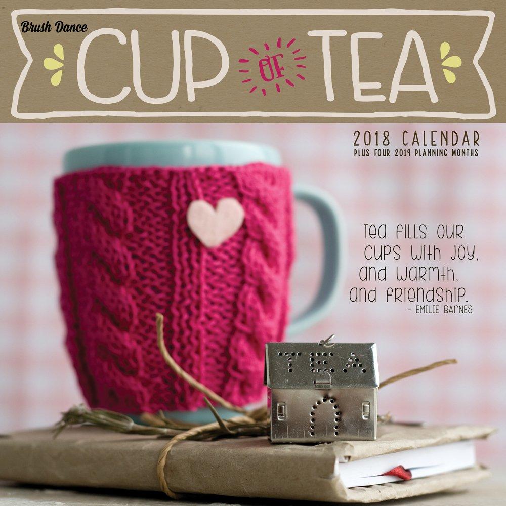Cup Of Tea 2018 Calendar