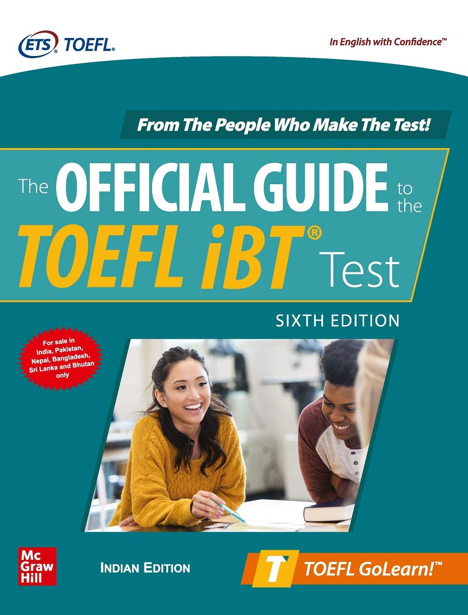 The Official Guide to the TOEFL iBT Test – Sixth Edition