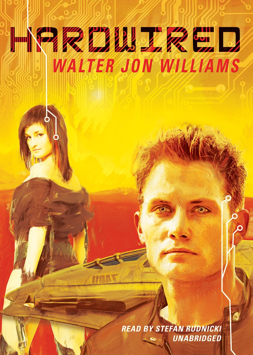 Hardwired (The Hardwired Series, Book 1)(Library Edition)