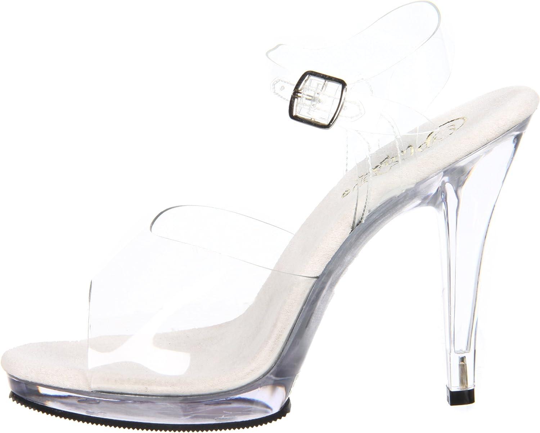 Pleaser Flair-408 Sandales Plateforme Femme