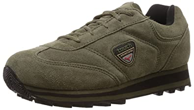 cf81fa43ed Lakhani Running shoe For Men's Olive Color (LT098): Buy Online at ...