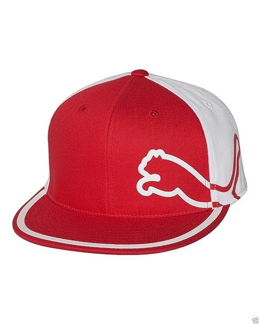 36c52fa8d84 Puma Men s Monoline 210 Golf Cap (Red