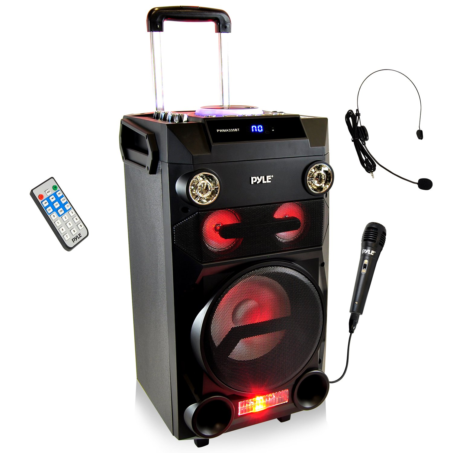 Portable Pa System With Wireless Microphone India Wire Center Wiring Electrical Junction Boxes Stock Photo Image 60765636 Amazon Com Pyle Outdoor Bluetooth Karaoke Loud Rh Battery Powered